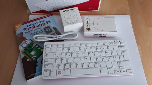 Raspberrypi PI400-PC-Kit